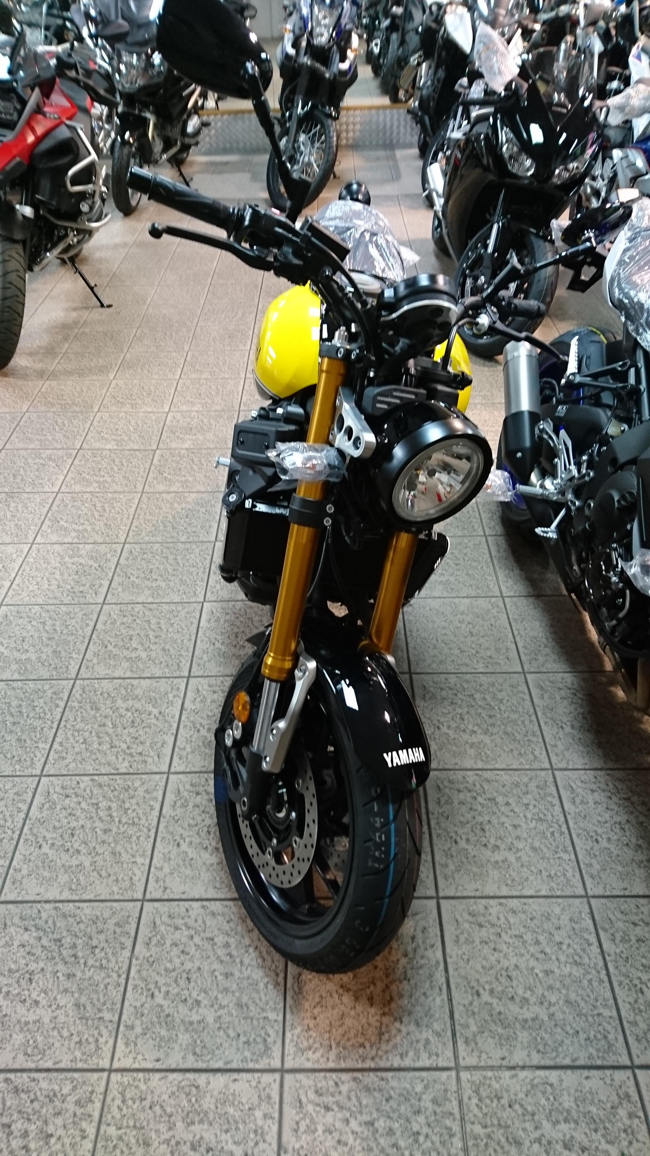 60th Anniversary Yamaha XSR900