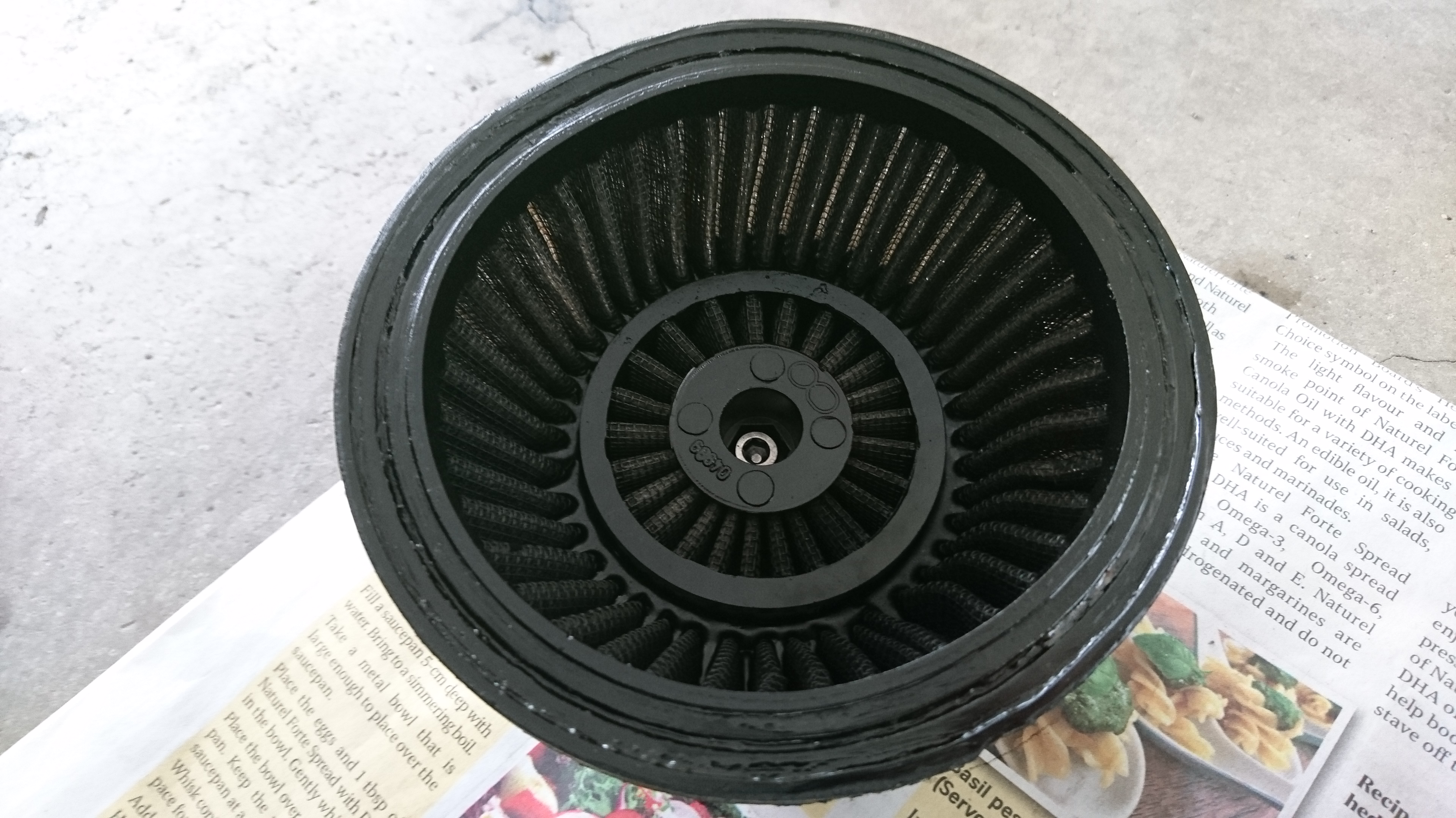 K&N Cotton Air Filter