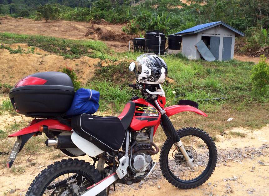 XR250r simple carburetor